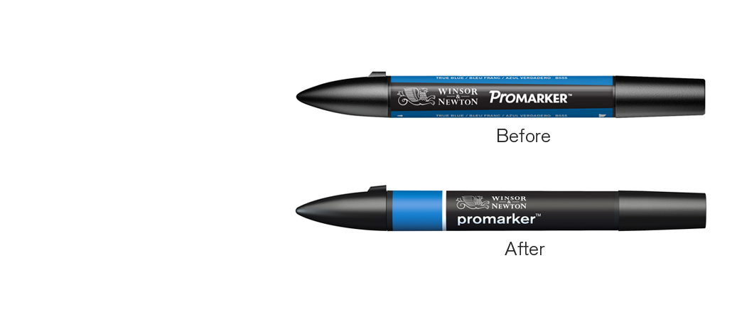 New Promarker<br>Design